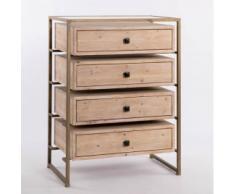 cómoda madera Viny