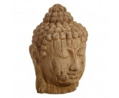 escultura Buda natural