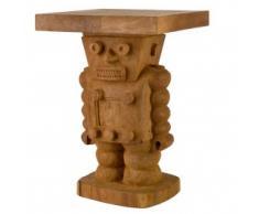mesa madera Robot