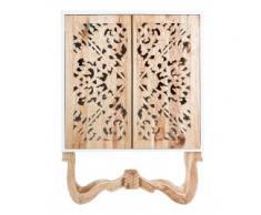 vitrina madera Yumen