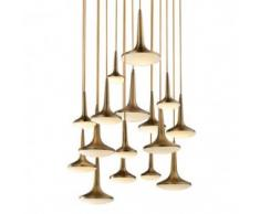 lámpara techo LED Trumpet multi