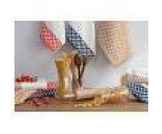 Bomdia Classic® 3 Paños de cocina rizo 50x50 cm 380 gr./m2 - BomDia (KT 153)