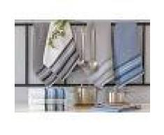 Bomdia Classic® 3 Paños de cocina tela 50x70 cm 250 gr./m2 - BomDia (KT 152 tela)