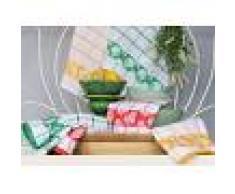 Bomdia Classic® 3 Paños de cocina rizo 50x50 cm 380 gr./m2 - BomDia (KT 156)