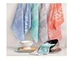 Lasa - Home Paño de cocina tela 70x50 cm - Paño de cocina 100% algodón 260 gr. (Olives Tela)