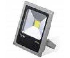 Orion91 Proyector LED 10W Ultraslim de Exterior Orientable