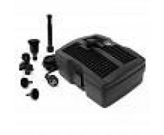 SunSun CUF-5000 Filtro 3 en 1 y Fuente de 3500l 42W y Clarificador UV
