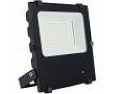 EFECTOLED Foco Proyector LED con Detector de Movimiento Radar 30W HE PRO