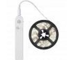 ASUPERMALL Lampara de gabinete con luz de tira, sensor de movimiento