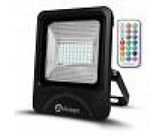 ANTEN 30W SMD 3030 IP66 RGB Floodlight LED Foco Proyector LED para Exterior