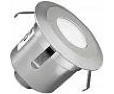 EFECTOLED Foco LED Circular Empotrable en Suelo Gea Signaling 1W IP67 LEDS-C4