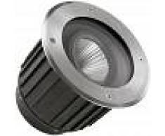 EFECTOLED Foco LED Circular Empotrable en Suelo Gea COB 9W IP67 LEDS-C4