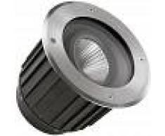 EFECTOLED Foco LED Circular Empotrable en Suelo Gea COB 23W IP67 LEDS-C4