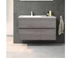 STANO Conjunto TUELA, Mueble de lavabo 100cm y espejo ESTEPA - STANO
