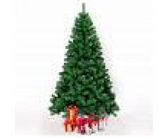 ECO-XMAS Árbol de Navidad artificial tradicional 210 cm GOTHENBURGO - ECO-XMAS