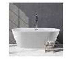 ARATI BATH & SHOWER Bañera Exenta Rectangular Independiente Diseño Clásico ZANTE - ARATI
