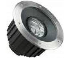 EFECTOLED Foco LED Circular Empotrable en Suelo Gea COB 35W IP67 LEDS-C4