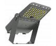 EFECTOLED Foco Proyector LED Premium 100W Mean Well ELG Regulable 85ºx135º