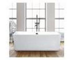 ARATI BATH & SHOWER Bañera Rectangular Independiente Exenta Diseño Moderno ICARIA - ARATI
