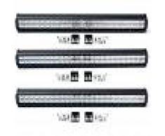 DRILLPRO 23 '' 336W 14400LM 5D LED Barra de luces de trabajo Combo Beam Car