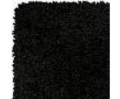 KOBEL Delizia alfombra negra lisa 200x290 cm 200x290 KOBEL 7115103020029
