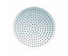 BERNSTEIN Cabezal de ducha BERNSTEIN DE LUXE redonda en latón sólido cromado - Ø