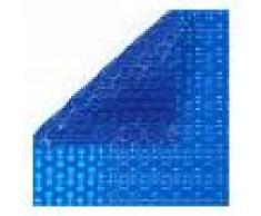 INTERNATIONAL COVER POOL Cobertor Térmico sin refuerzo 500 micras GeoBubble para piscina 6 x 9,5