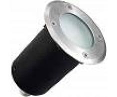 EFECTOLED Foco LED Circular Empotrable en Suelo Gea 1W IP65 LEDS-C4 55-9282-CA-CM