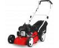 GREENCUT Cortacesped traccion manual 410mm chasis acero motor 139cc 5cv -GREENCUT