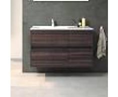 STANO Mueble de Lavabo suspendido TUELA - 100 cm de ancho TEA - STANO