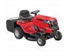 MTD Tractor cortacésped SMART RC 125 MTD. Ideal para jardines de 2.500 m2.