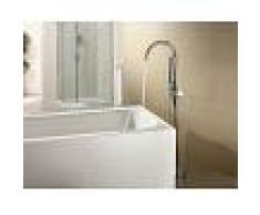 STANO Grifo monomando sobre SUELO bañera/ducha DEBRIO para bañera exenta