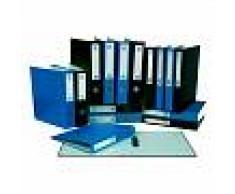Grafoplas Carpeta de anillas cartón forrado en polipropileno Folio Grafoplás