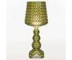 Kartell Mini Kabuki - lámpara de mesa LED, verde