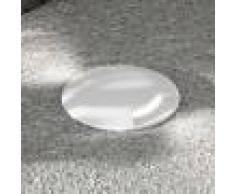 Fumagalli Foco de suelo LED empotrado Ceci 160-2L 10W, gris