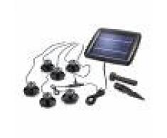 Esotec Foco sumergible solar Super Splash con LED