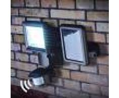 Duracell Luke - foco LED solar con detector de movimiento