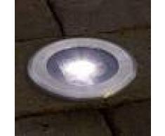 Konstmide Útil foco de montaje en el suelo SOLAR LIGHT LED