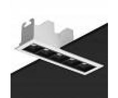Barcelona LED Downlight LED lineal empotrable 15W antideslumbrante UGR19