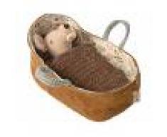 Maileg Bebé Ratoncito en Capazo Brown