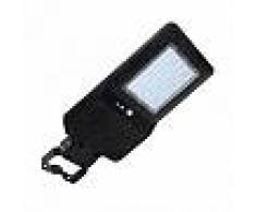 efectoled.com Luminaria LED Solar con Sensor de Movimiento y Crepuscular 32W Blanco Frío