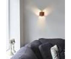 QAZQA Aplique moderno cobre - Cubo