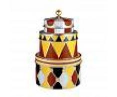 Alessi Caja Portaobjetos (3 Cajas)