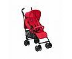 Chicco Silla de Paseo Chicco London RED Passion roja