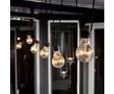 Konstmide CHRISTMAS Cadena de luces LED Biergarten set básico, ámbar