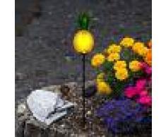 Näve Lámpara LED solar decorativa Piña
