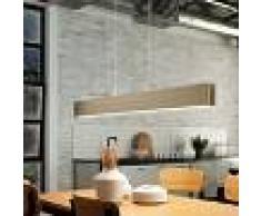 Näve Lámpara colgante LED Leona altura regulable