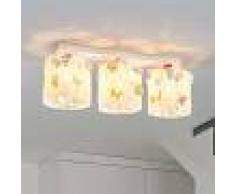 Dalber Lámpara de techo Butterfly, dormitorio infantil