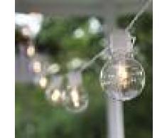Best Season Cadena de luces LED Partaj, blanco