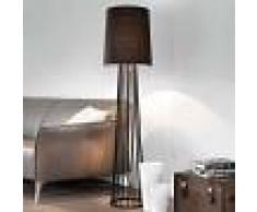 Villeroy & Boch Milán lámpara de pie textil, negro